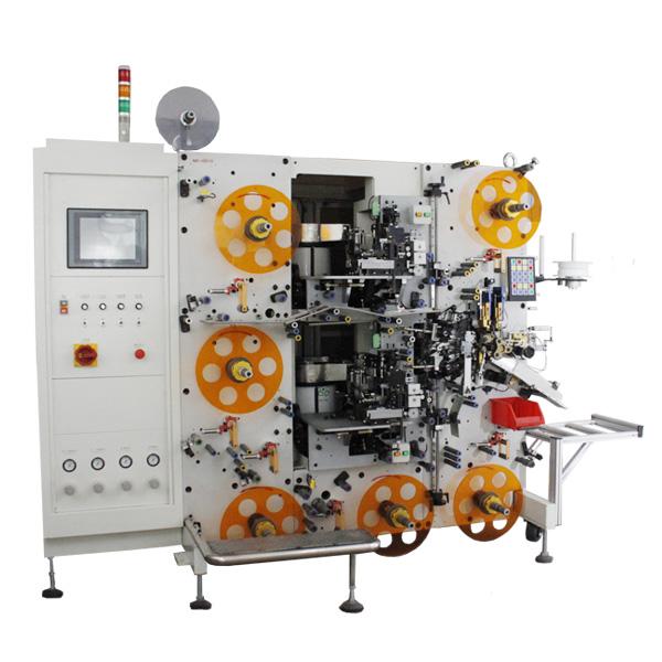 LXH-3000全自动导针式钉捲机