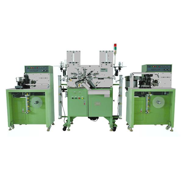 HLX-600全自动钉卷机三合一机型