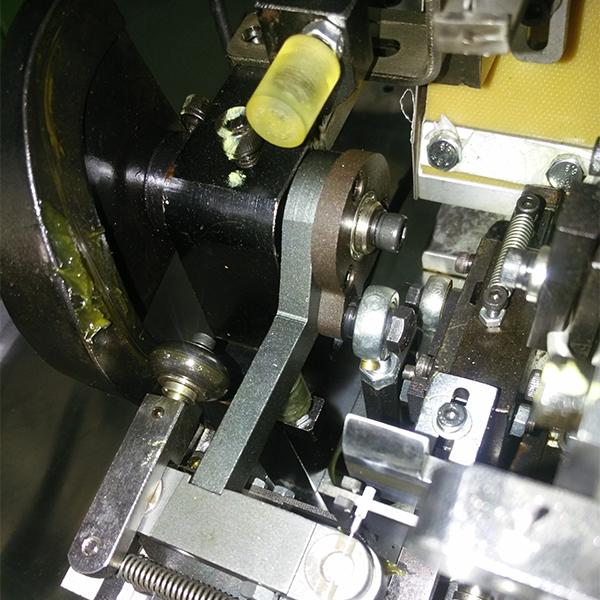 固态电容卷绕设备